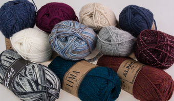 пряжа для ручного вязания