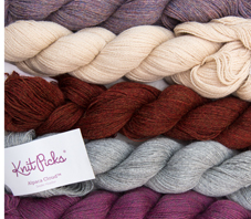 Alpaca Cloud Lace Yarn
